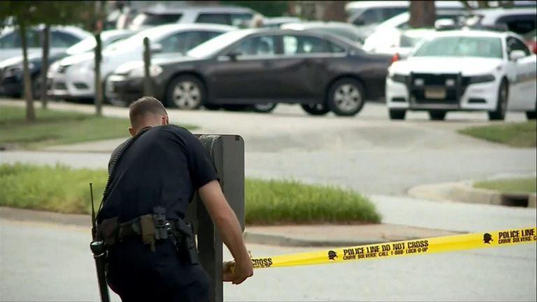 L'attaque a été décrite comme étant le jour le plus dévastateur de l'histoire de Virginia Beach.