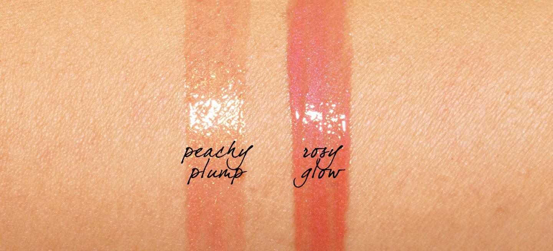 Bain à lèvres Charlotte Collagen Peachy Plump et Rosy Glow