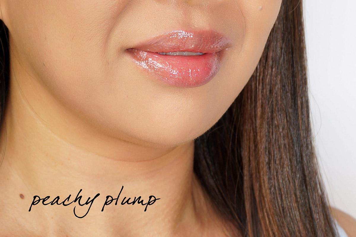 Charlotte Collagen Lip Bath Peachy Plump