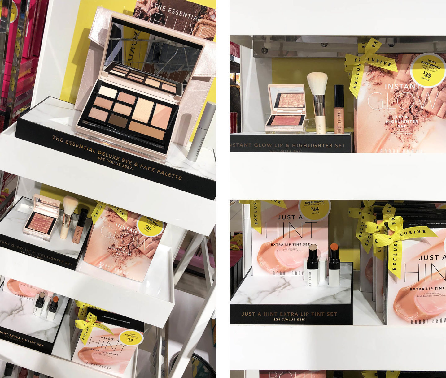 Vente Anniversaire Nordstrom 2019 beauté exclusives Bobbi Brown