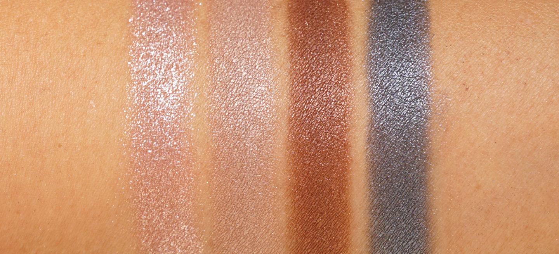 Tom Ford Eye Color Quad en daim blanc | Le look book beauté