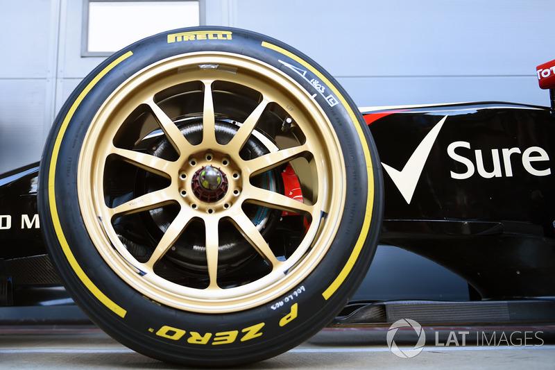 Pneus Pirelli 18 pouces