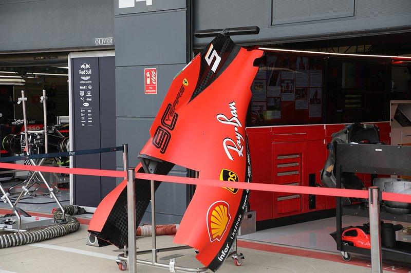 Carrosserie Ferrari SF90