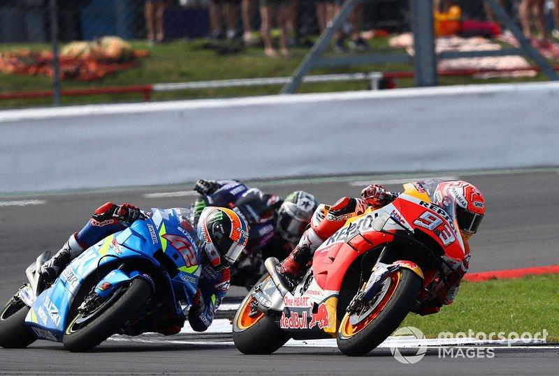 Marc Marquez, équipe Repsol Honda