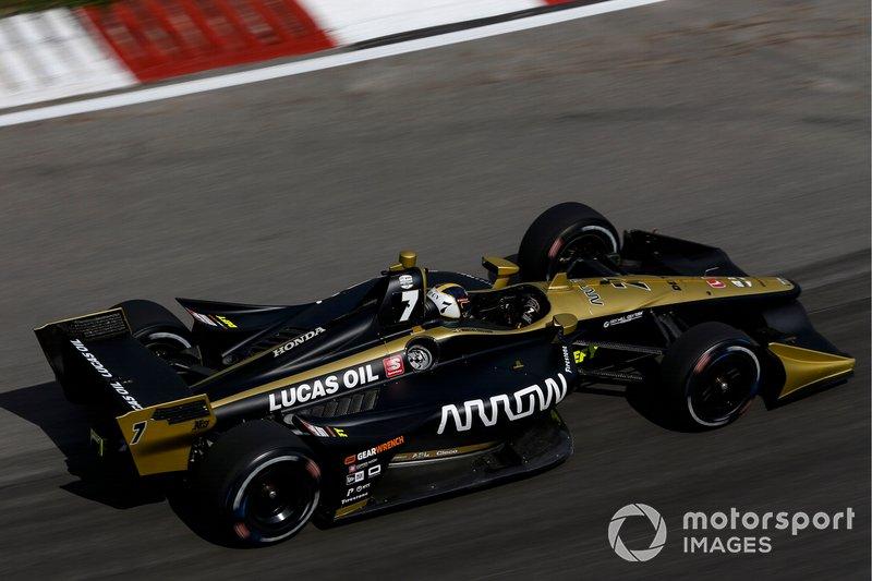 Quelques incidents ont empêché Ericsson dobtenir un résultat reflétant son allure.