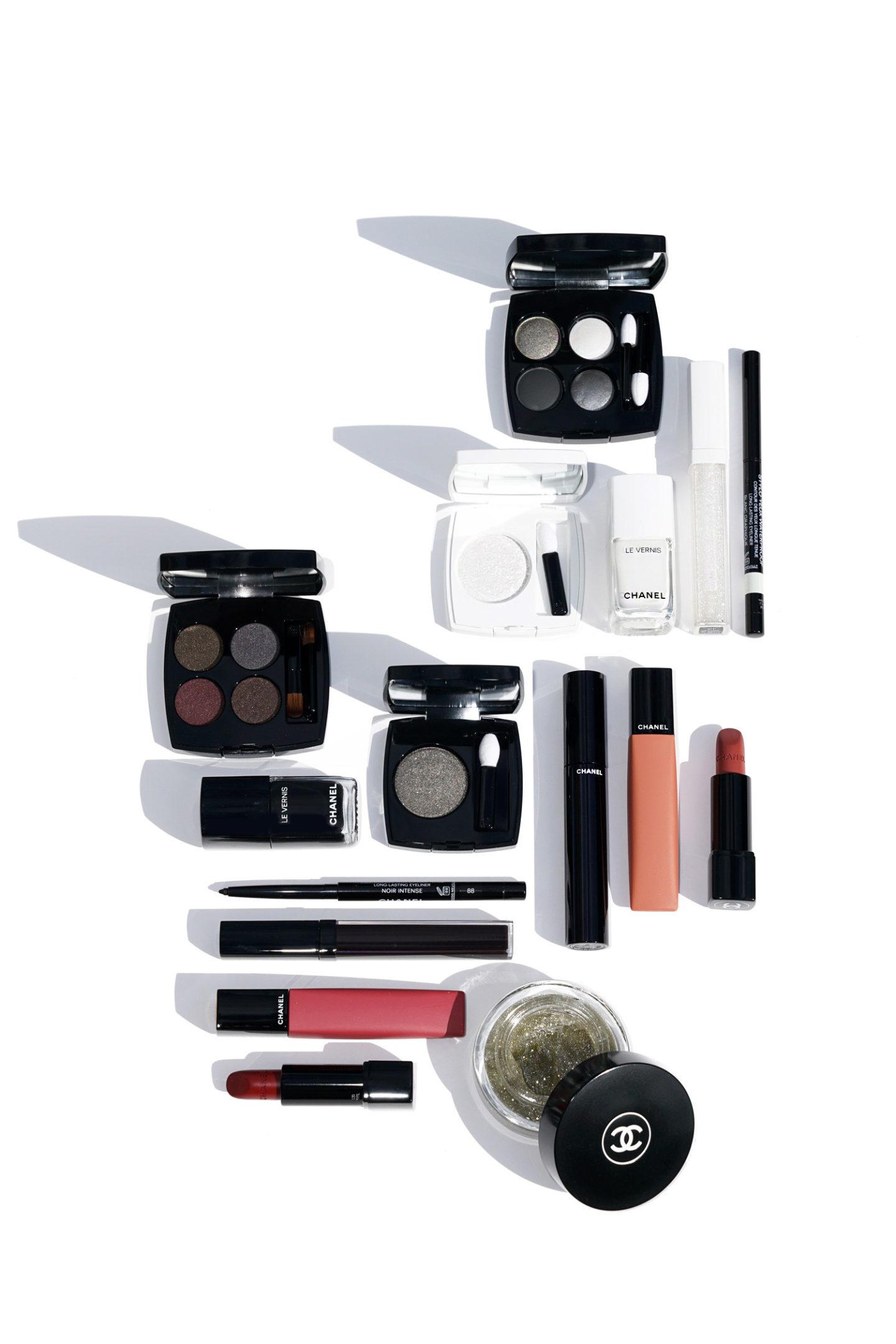 Chanel maquillage automne 2019 examen de la collection et des échantillons