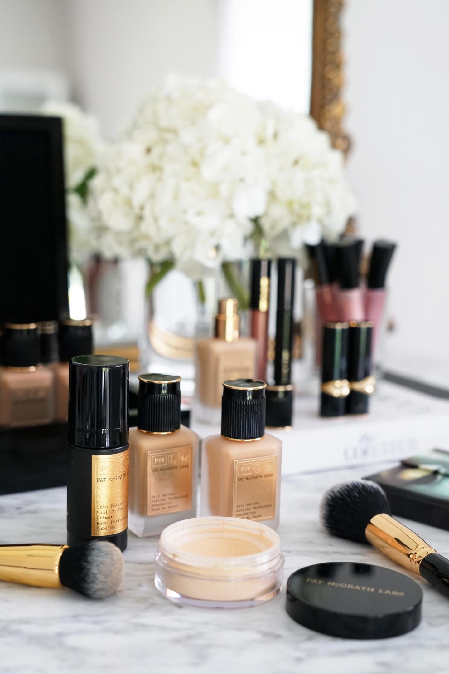 Examen de la Fondation Pat McGrath Labs via The Beauty Look Book