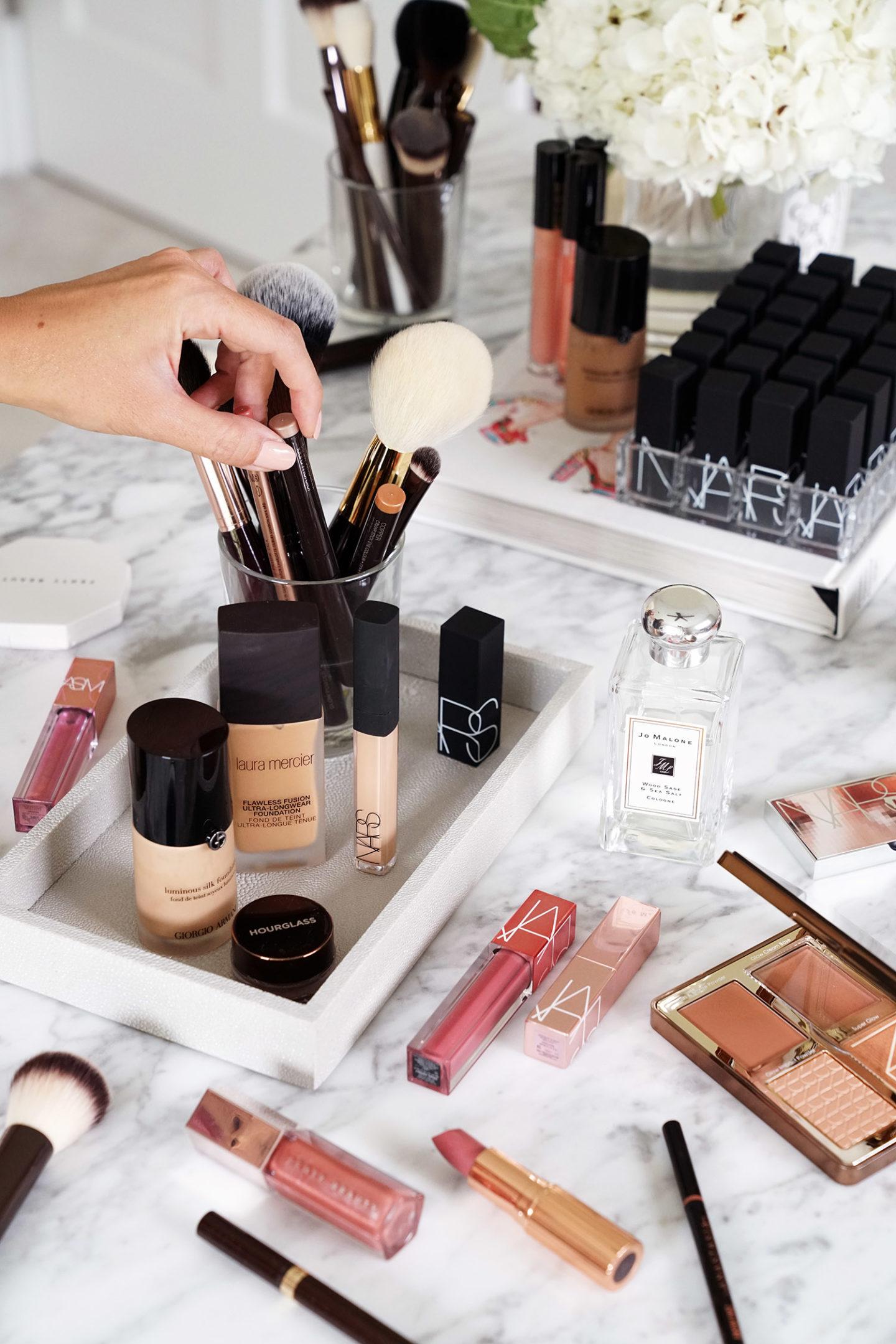 Meilleur maquillage de luxe Armani, Charlotte Tilbury, Laura Mercier et NARS