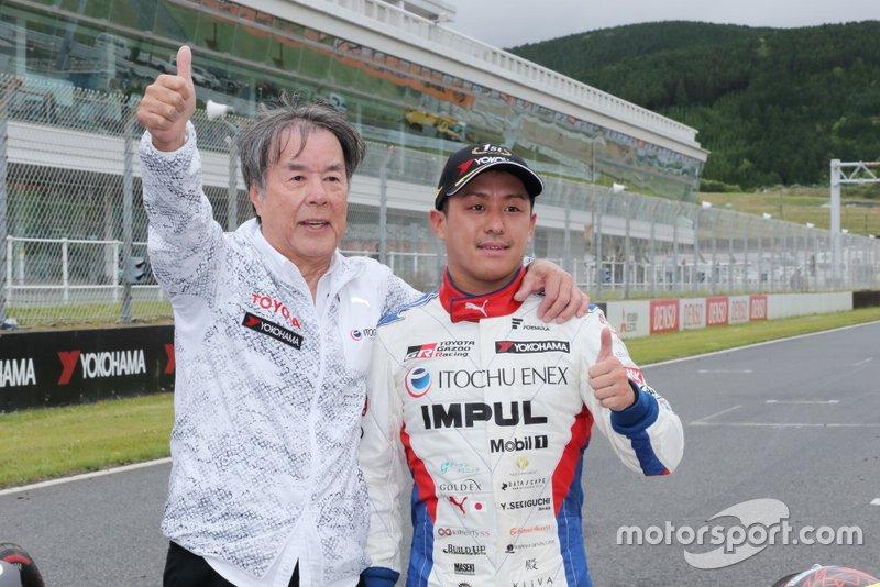 Yuhi Sekiguchi, équipe Impul, Kazuyoshi Hoshino, équipe Impul