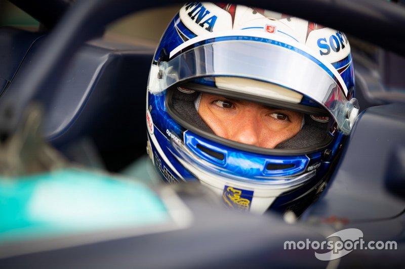 Nicholas Latifi, actuel as de la Formule 2, pourrait-il faire partie du plan de la nouvelle équipe?