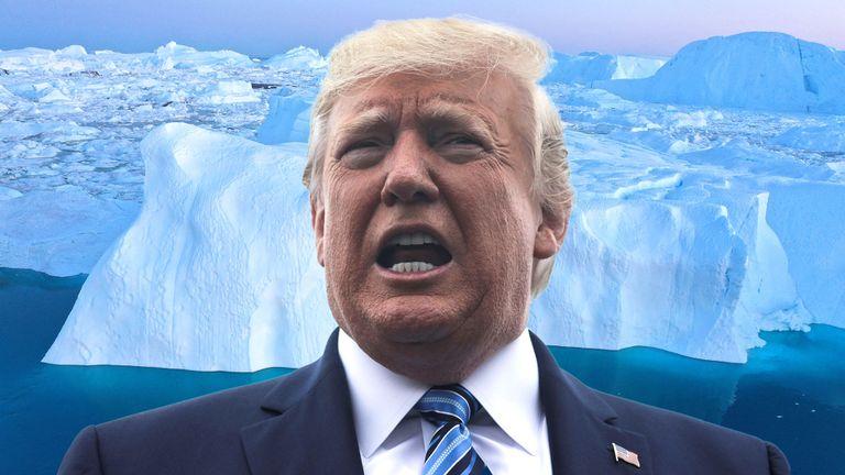Donald Trump a confirmé des informations selon lesquelles il aurait parlé d'acheter le Groenland au Danemark