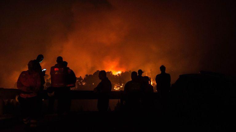 """Le président régional a déclaré """"les dégâts environnementaux ont déjà été causés"""""""