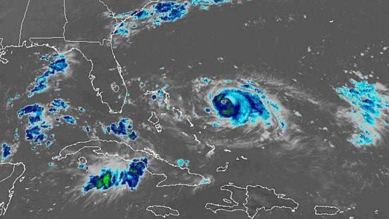 L'ouragan Dorian se dirige maintenant vers la Géorgie et les Carolines. NHC