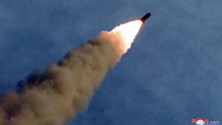Test de lance-roquettes