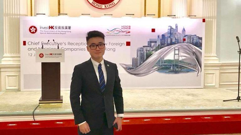 Simon Cheng Man-Kit ne serait pas rentré à Hong Hong depuis Shenzhen en Chine il y a 10 jours