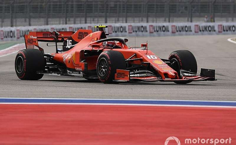 Leclerc Mène Verstappen En Fp1 Camaraderie Limited