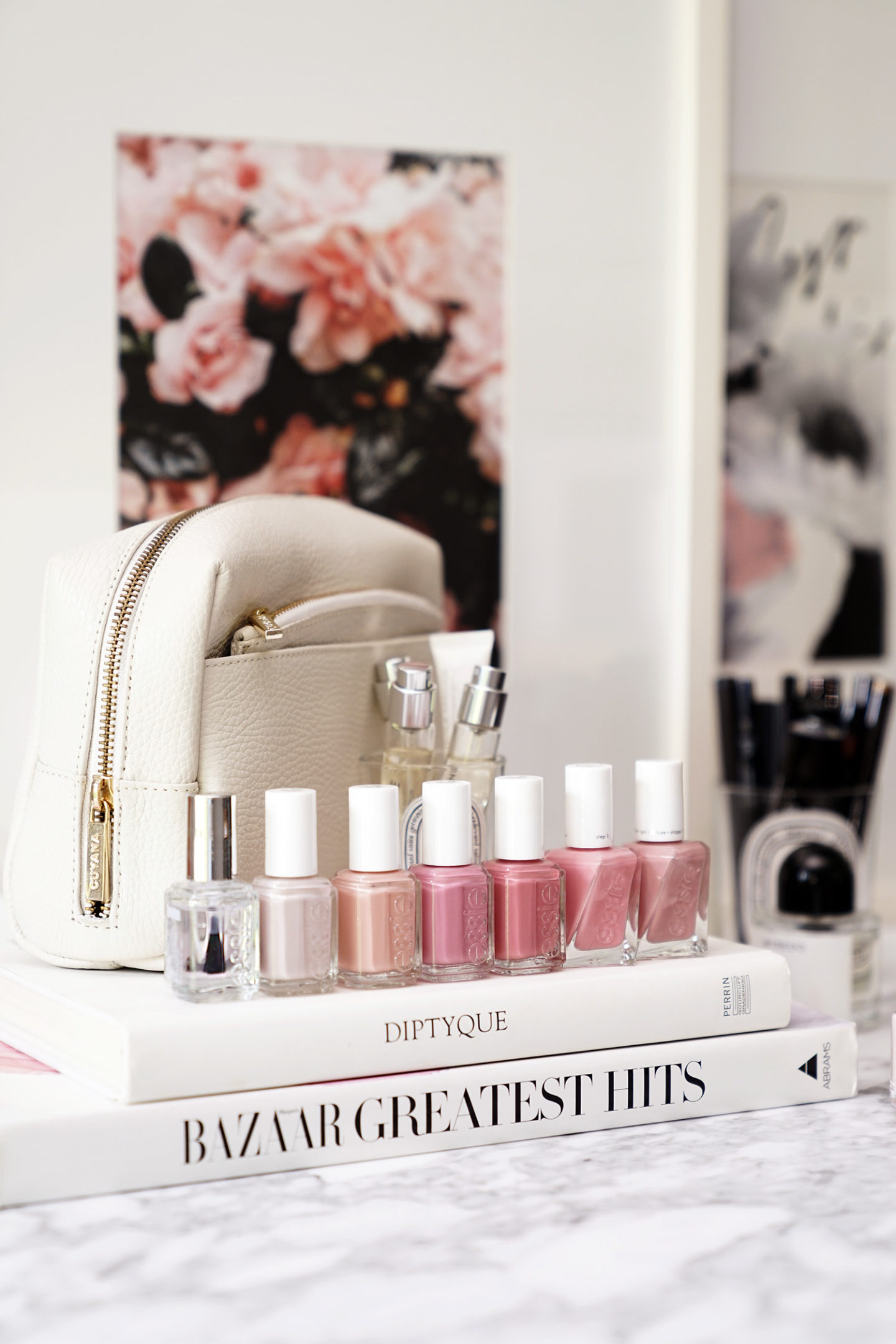 Essie Pink and Mauve Favourites
