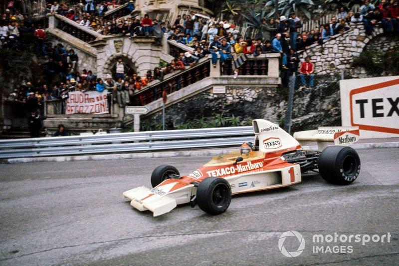 = 43: Emerson Fittipaldi, 18 ans