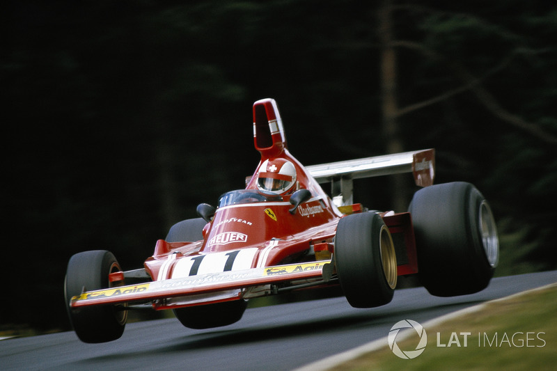 = 37: Clay Regazzoni, 20 ans