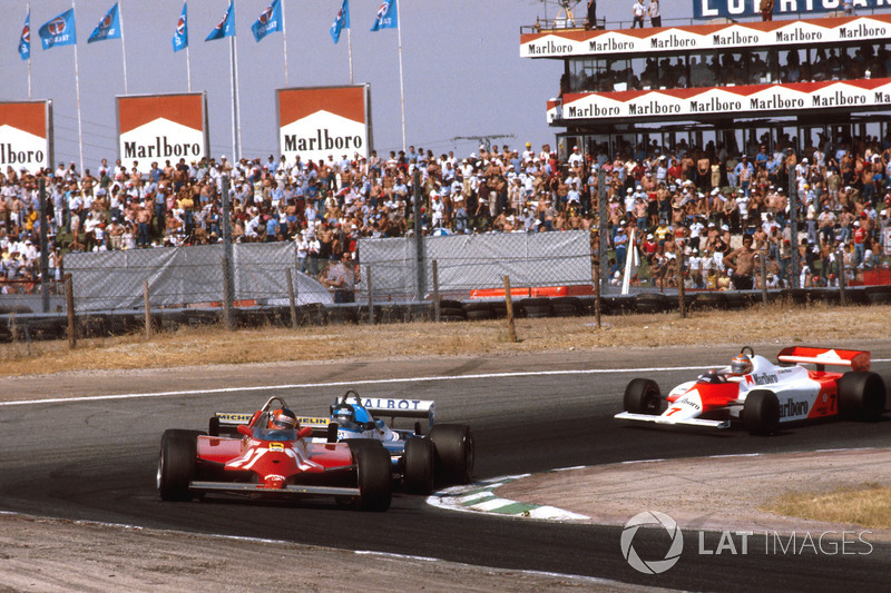 = 43: Gilles Villeneuve, 18 ans