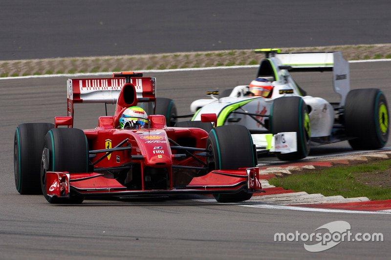 = 17: Felipe Massa, 42 ans