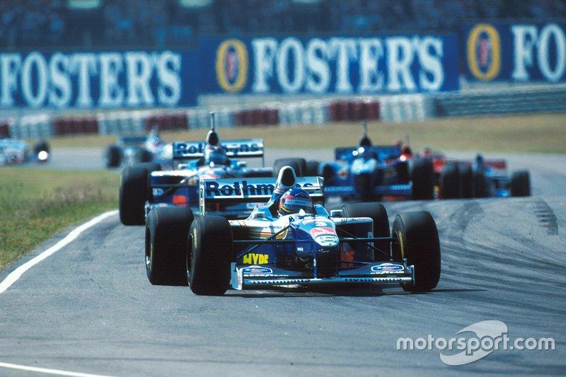 = 37: Jacques Villeneuve, 20 ans