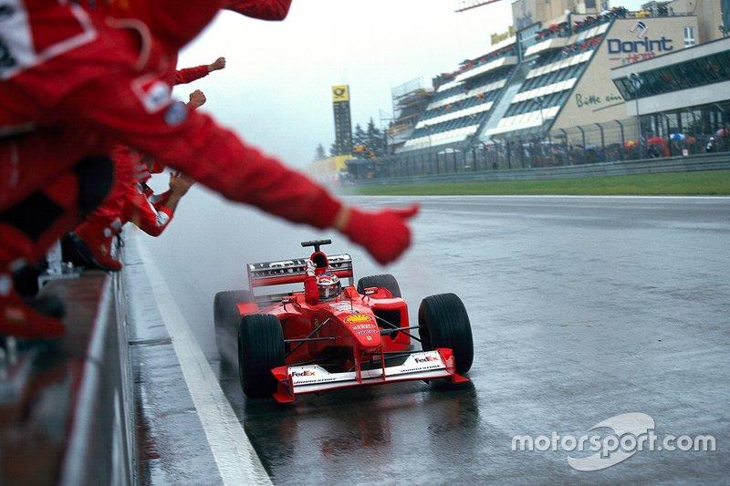 2: Michael Schumacher, 142 ans