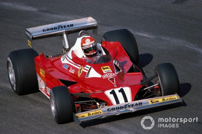 19: Niki Lauda, 41 ans