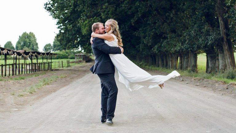 Karen et Matthew Turner se sont mariés en 2017. Photo: Facebook