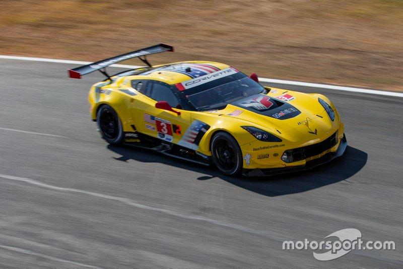 Corvette Racing n ° 3 Corvette C7.R: Jan Magnussen, Antonio Garcia, Mike Rockenfeller