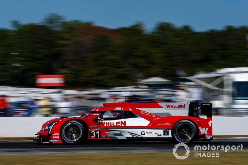 # 31 Whelen Engineering Racing Cadillac DPi, DPi: Felipe Nasr, Pipo Derani, Eric Curran