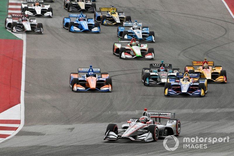Déception angoissante pour Power au Circuit of The Americas où une défaillance mécanique le priverait de la victoire.