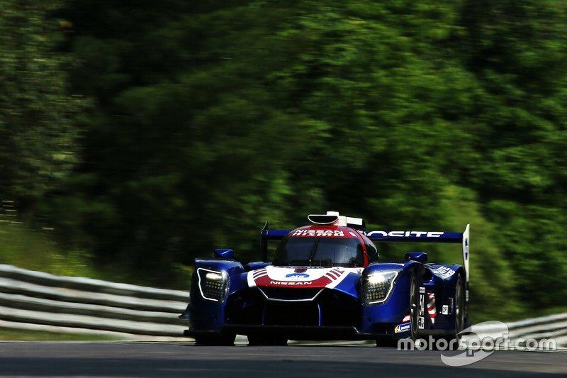 Nissan DPi, DPi, DPI, DPi: # 54: Jonathan Bennett, Colin Braun
