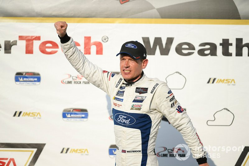 Ford Chip Ganassi Racing n ° 67, GTLM: Richard Westbrook