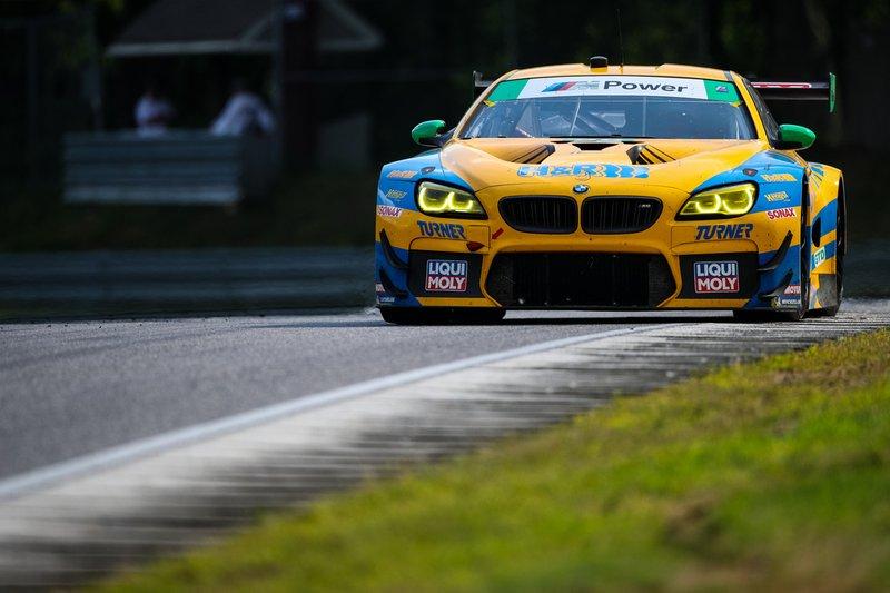 BMW M6 GT3, GTD Turner Motorsport n ° 96: Bill Auberlen, Robby Foley