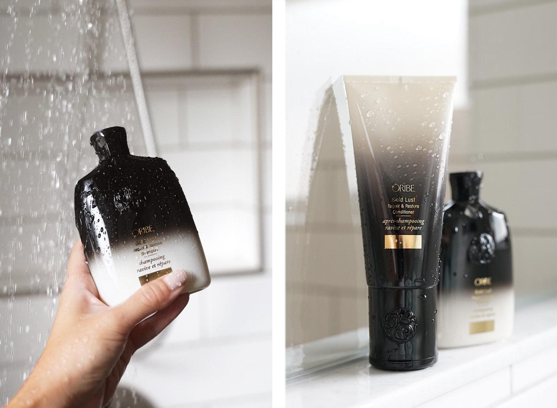 Shampooing et revitalisant Oribe Gold Lust