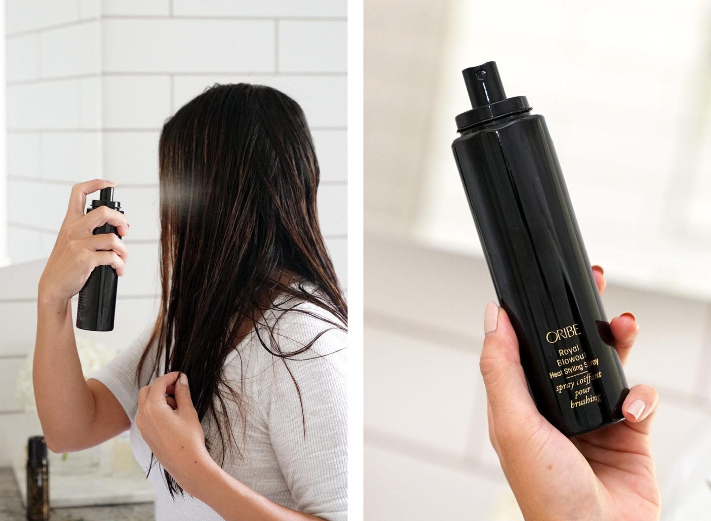 Spray coiffant à la chaleur Oribe Royal Blowout