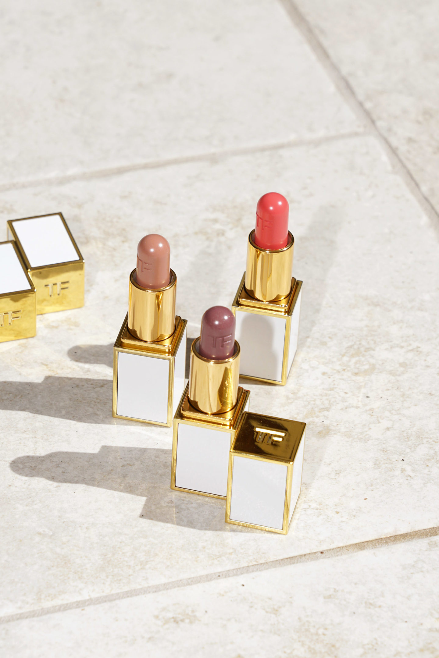 Tom Ford Soleil Baumes De Taille D'embrayage