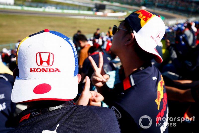 Ventilateurs Honda