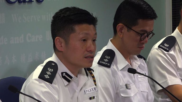 La police dit qu'ils croient qu'il y aura des événements dans 18 zones