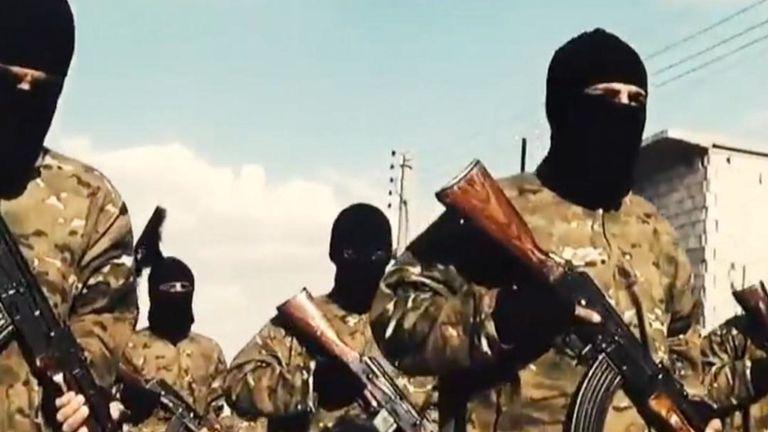 Etat islamique est tombé en Syrie