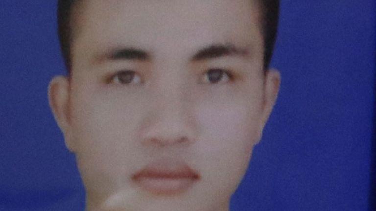 Nguyen Dihn Tu aurait été dans le camion