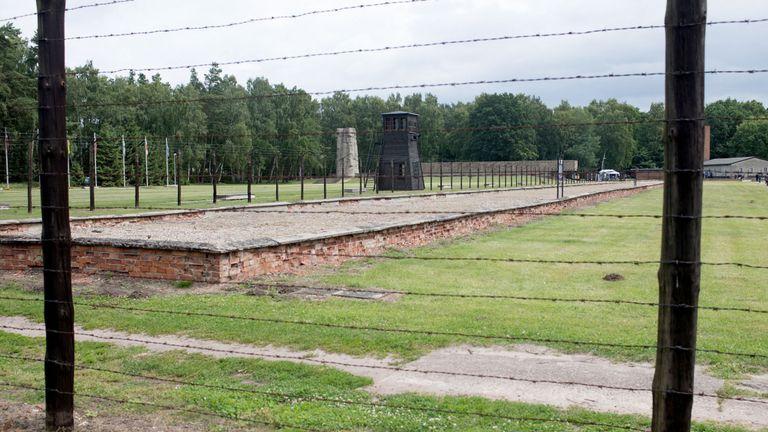 Le camp de concentration de Stutthof fut l'un des derniers à être libéré