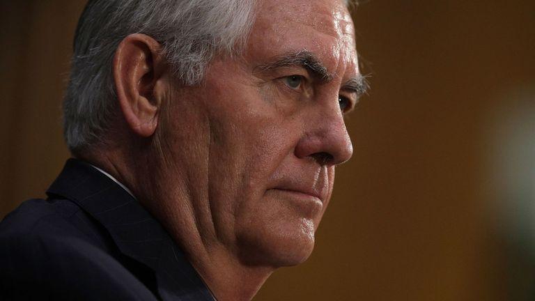 L'ancien PDG d'ExxonMobil, Rex Tillerson, devrait témoigner