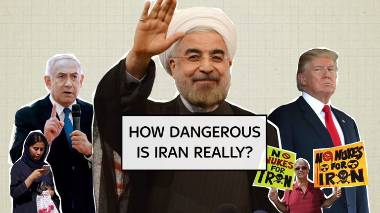À quel point l'Iran est-il dangereux?