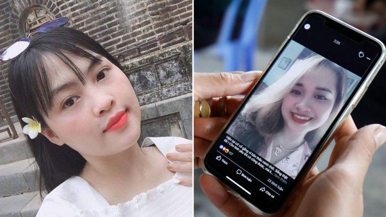 Tra My (à gauche) et Anna Bui Thi Nhung (à droite), toutes deux vietnamiennes, sont des victimes présumées
