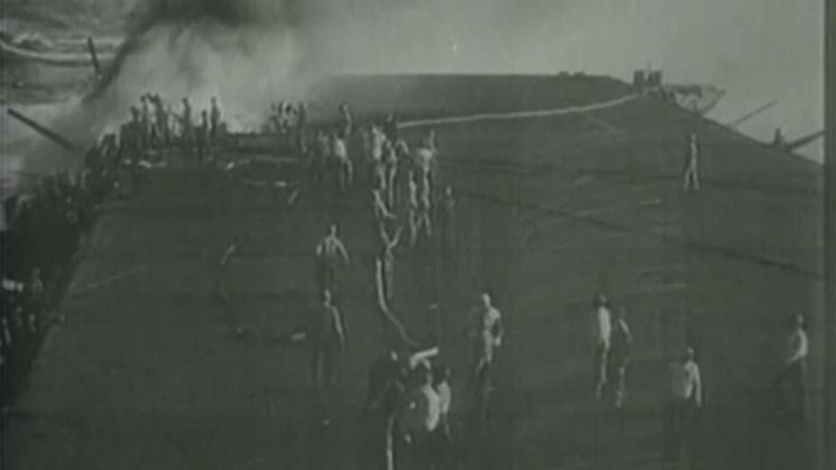 La bataille de Midway était une bataille importante de la seconde guerre mondiale