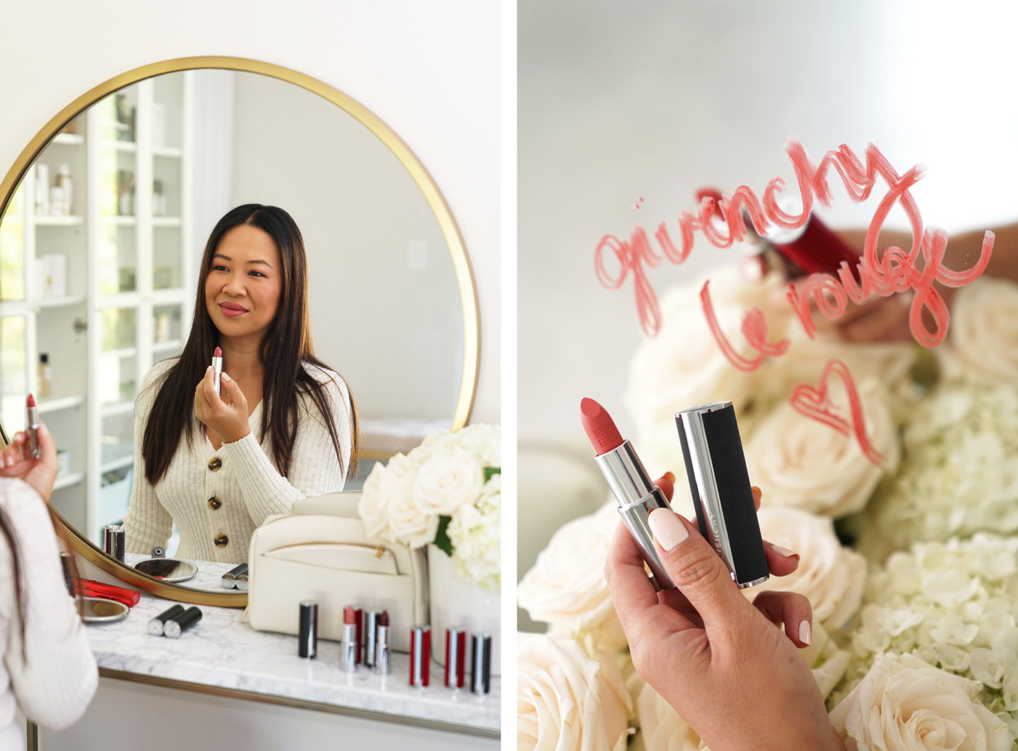Givenchy Le Rouge Lipstick Review Sephora