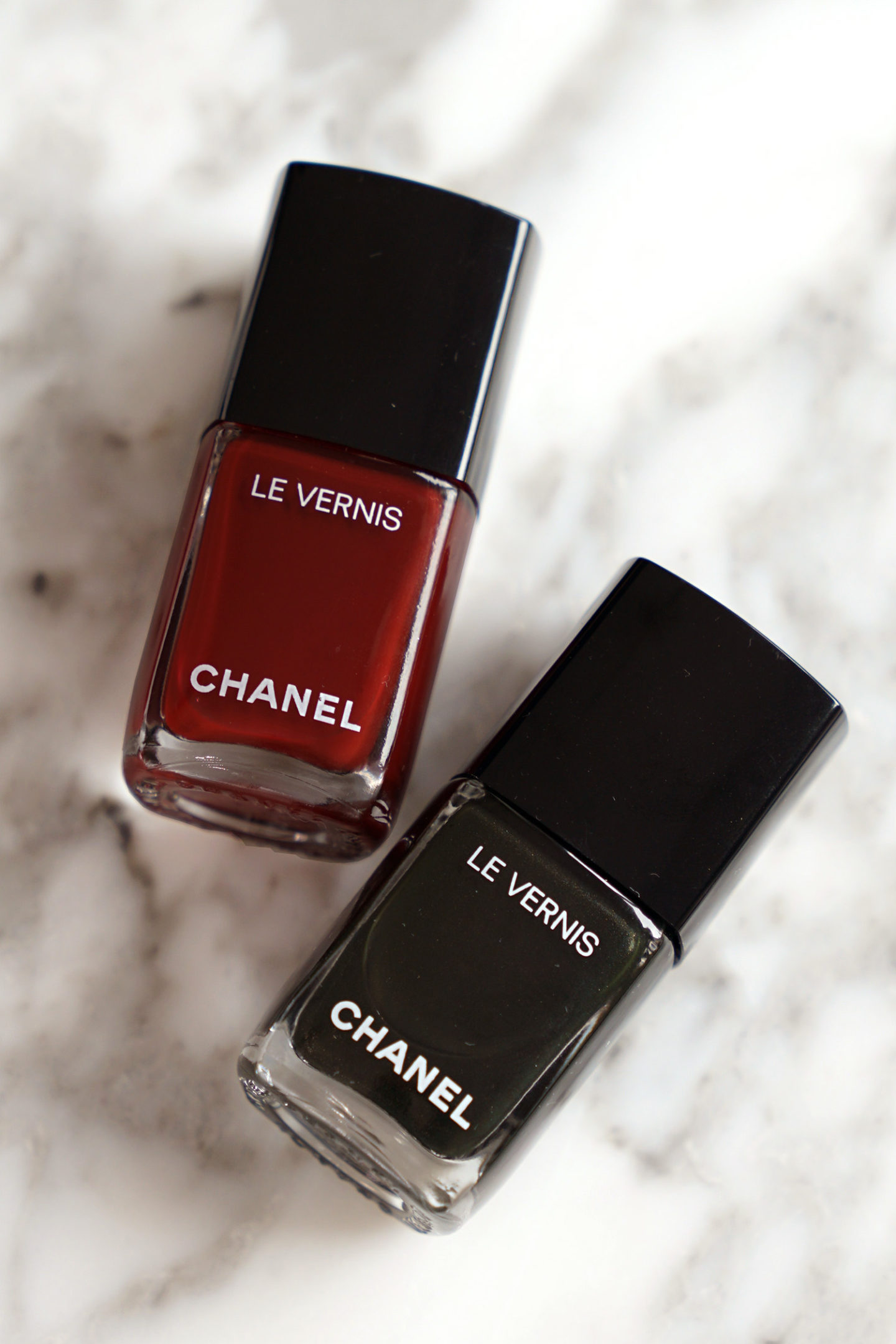 Chanel Holiday 2019 Le Vernis Richesse Profondeur