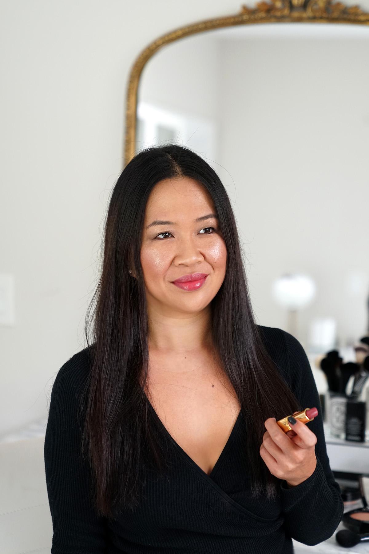 Look de maquillage Chanel des vacances 2019